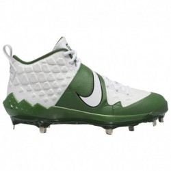 Nike Force Zoom Trout 6 Review Nike Force Zoom Trout 6 - Men's Forest Green/White/Cosmic Bonsai