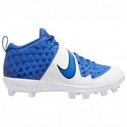 Nike Outlet Air Force Nike Force Trout 6 Pro Mcs - Men's Game Royal/White