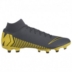 Nike Mercurial Superfly Academy Pack Nike Mercurial Superfly 6 Academy MG - Men's Dark Grey/Black/Optic Yellow | Game Over