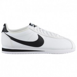Nike Classic Cortez Leather Midnight Navy White Nike Classic Cortez - Women's White/Black/White   Leather