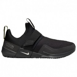 Nike Metcon Sport Russell Wilson Review Nike Metcon Sport Pe - Men's Russell Wilson   Black/Metallic Silver/Optic Yellow