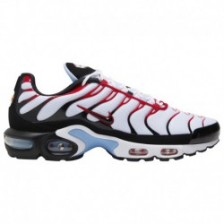 Nike Air Max Plus Red And Blue Nike Air Max Plus - Men's White/Black/University Red/Psychic Blue