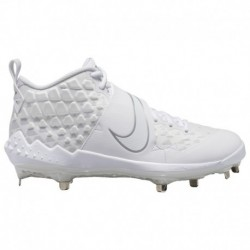 Nike Force Zoom Trout 5 Review Nike Force Zoom Trout 6 - Men's White/White/Pure Platinum