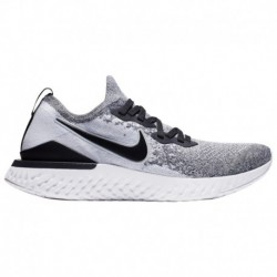 Nike Flyknit Racer Cookies And Cream For Sale Nike Epic React Flyknit 2 - Men's White/Black   Cookies And Cream