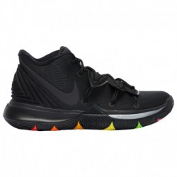 Where Can You Buy Kyrie Irving Shoes Nike Kyrie 5 - Men's Kyrie Irving | Black/Black/Black